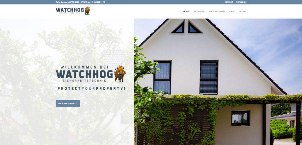 watchhog foodata webdesign. Black Bedroom Furniture Sets. Home Design Ideas