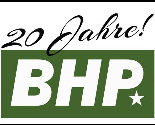 BHP Hockeyartikel - 20Jahre