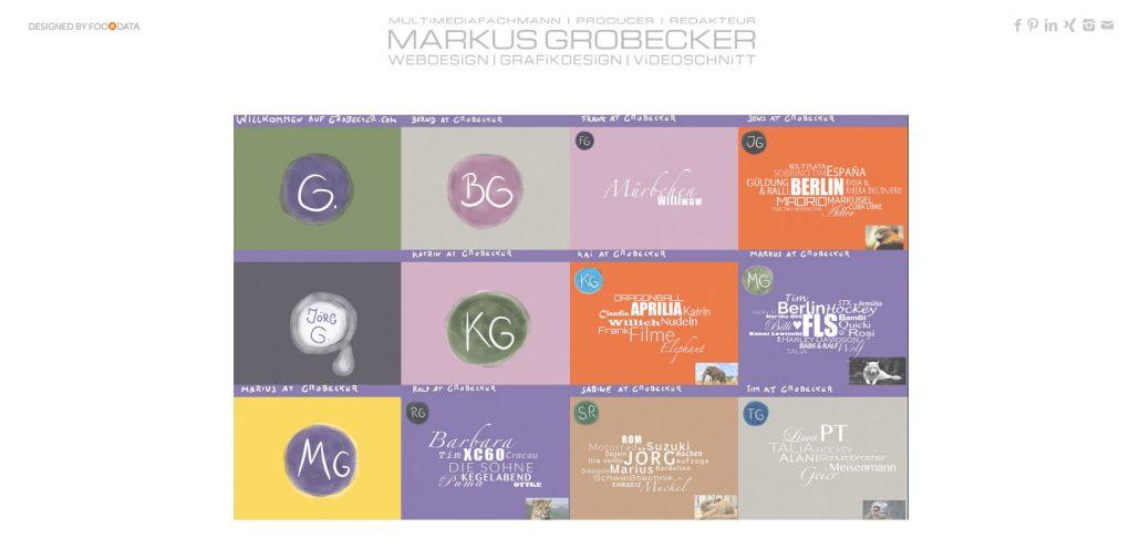 Grobecker.com - Themenbild