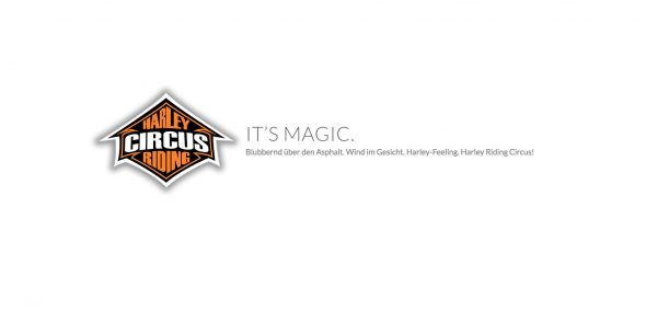 Harley Riding Circus Logo