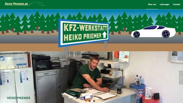 KFZ-Werkstatt Heiko Priemer