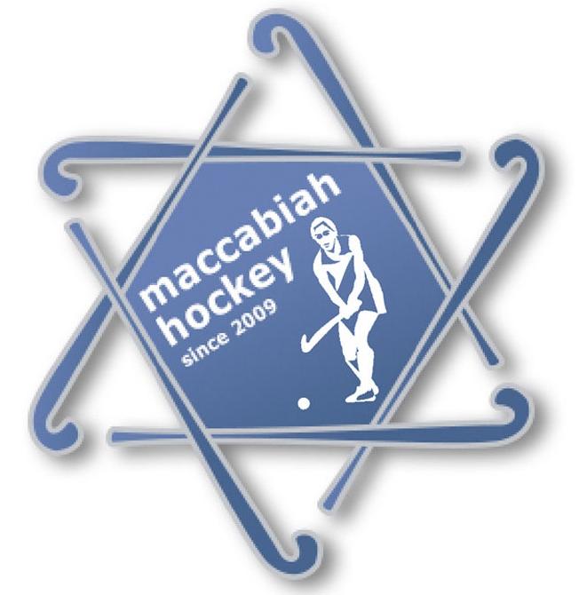 Maccabiah Hockey Logo